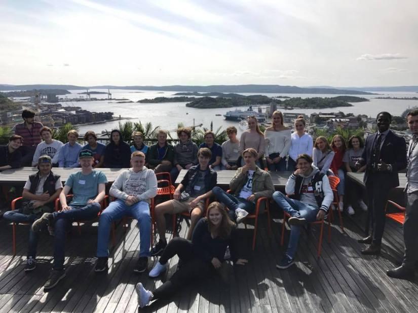 Velkommen til innovasjonsklassen på Nøtterøy videregåendeskole!